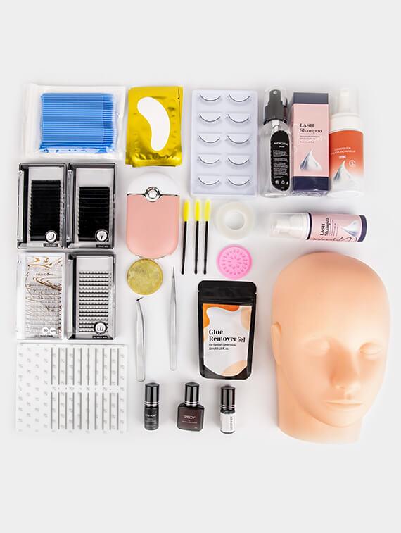 best eyelash extension kit