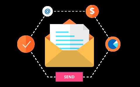eyelash marketing-Email marketing