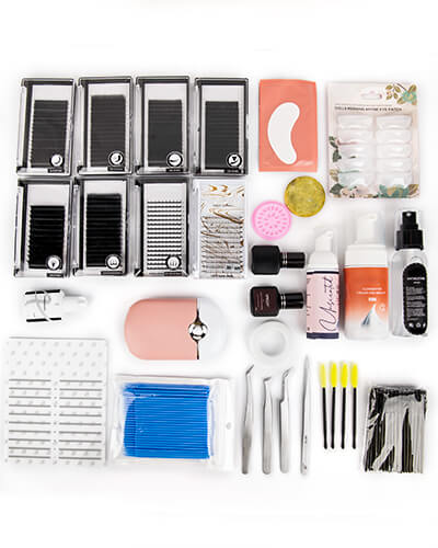 eyelash extension kit for professionals