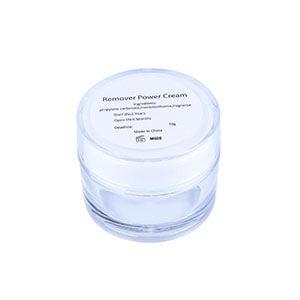 eyelash extension remover cream