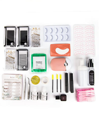 eyelash extension starter kit 1
