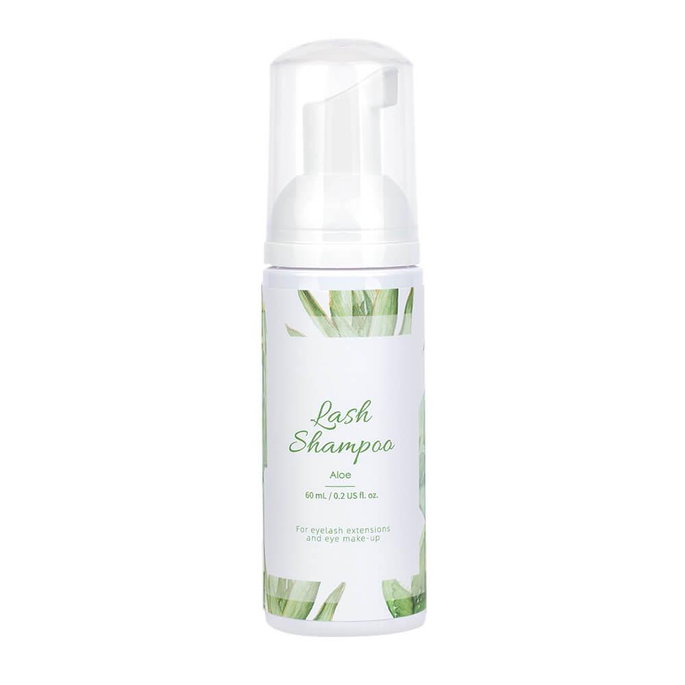 eyelash foam shampoo