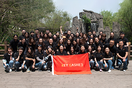 Key Lashes Team