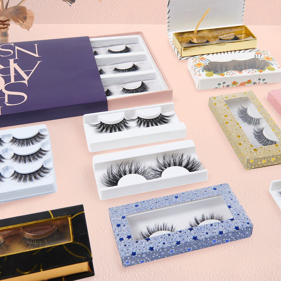 faux mink lashes wholesale